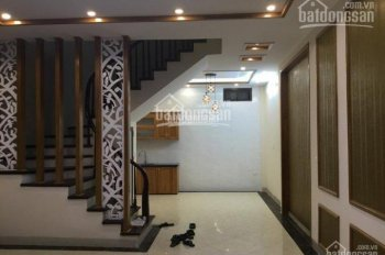 Bán nhà 52m2 x 5 tầng xây mới, mặt ngõ Trại Cá, phố Trần Đại Nghĩa, quận Hai Bà Trưng, Hà Nội