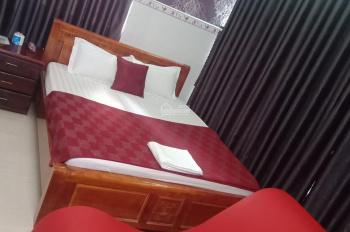 Bán khách sạn phường 11, quận Gò Vấp, diện tích 5*22m kết cấu 1 trệt 5 lầu 14P đang kinh doanh