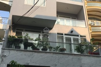 Cho thuê nhà 3 tấm siêu rộng mặt tiền đường Bế Văn Đàn, P. 14, Tân Bình