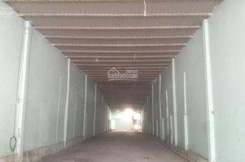 Cho thuê kho xưởng quận Bình Tân, gần ngã tư Gò Mây, 300m2, đường 30m, giá 16tr/th, LH 0938 998 745