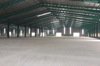 cho thuê xưởng gần ngay chợ Tân Phước Khánh 3.900m2