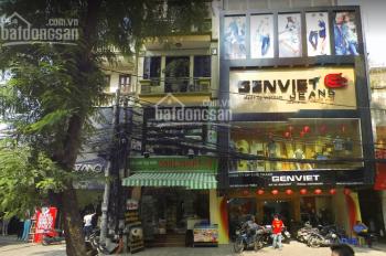Cần cho thuê cửa hàng mặt phố Bà Triệu (DT: 106m2 x 2 tầng - MT: 6m - Giá thuê: 140 tr/tháng)