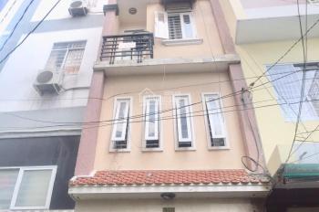 Cho thuê nhà nguyên căn đường Trần Văn Đang, Q3: Nhà 3 lầu giá 14.8tr/tháng