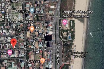 Bán đất vàng đường Losbey ngay ngã tư Hồ Nghinh Đà Nẵng