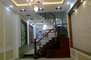 Bán nhà 4 tầng Phạm Văn Đồng đường Linh Đông, Thủ Đức giá rẻ cao cấp 53m2 * 4T, 4PN, 5 WC, 4,8 tỷ