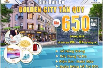 Công bố block đẹp nhất dự án Diamond City, chỉ 620tr sở hữu ngay, CK 1 cây vàng 9999, LH 0931254268