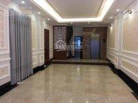 Chính chủ bán nhà 55m2 xây mới hiện đại 6T thang máy mặt ngõ thông KD ô tô đỗ cửa Thịnh Quang