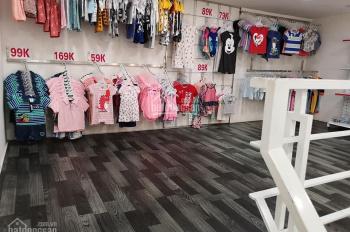 Cho thuê cửa hàng mặt phố Ngô Thì Nhậm gần ngã tư, DT 35m2 + lửng, MT 5.7m, 32 tr/th. LH 0974739378