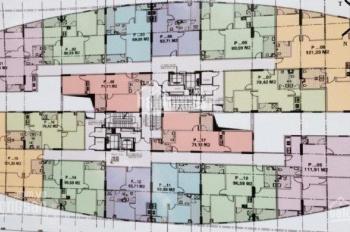 C Mai 0945 752 483, chính chủ bán gấp căn hộ chung cư CT2 Yên Nghĩa, DT: 62m2, giá 12tr/m2 (MTG)