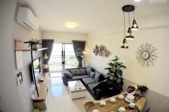 Cho thuê căn hộ The Sun 2PN tháp 4, full nội thất, 15 tr/th, bao phí quản lý, lầu cao view sông