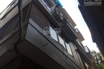 Cho thuê nhà riêng ngõ phố Đại La - Bạch Mai - Minh Khai, DT 30m2 x 5T, giá 10 tr/th
