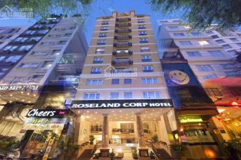 Bán khách sạn HẦM 7 LẦU MT BÙI THỊ XUÂN, Q1. DT: 7.2x25m, HĐ THUÊ 200TR/TH, giá 55 tỷ