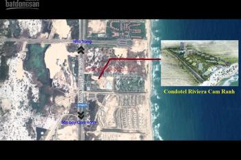 Condotel biển Bãi Dài, Cam Ranh, Khánh Hòa, NH TT 535.67 nghìn/ngày x 365 ngày, tăng 2%/năm