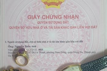 Chính chủ bán nhà tại ngõ 108 Trần Phú, sổ đỏ chuẩn phân lô, thuận kinh doanh, sân chơi thoáng mát