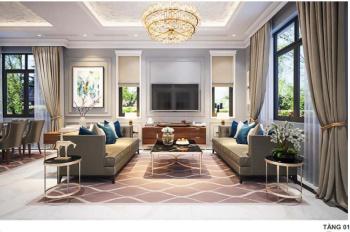 Bán Biệt Thự Bason, Quận 1, Villa VinhomesGoldenRiver-Song Lập 325m, giá 205 tỷ, LH: 0903296001