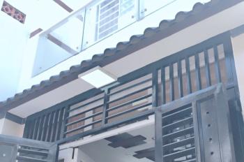 Chính chủ cần bán nhà đường Nguyễn Duy Cung quận Gò Vấp, tặng nội thất, giá hấp dẫn. LH 0909110098