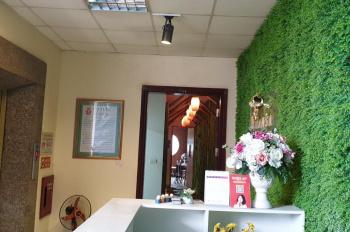 Chính chủ cho thuê spa đang kinh doanh tốt, trang thiết bị hiện đại số 81 phố Bạch Mai, DT 170m2