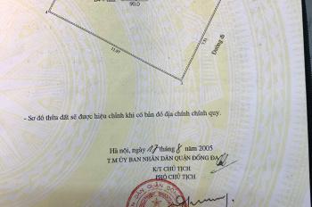 Bán 2 nhà liền kề ở 49 - 51 Trần Quang Diệu, phường Ô Chợ Dừa, Đống Đa, nhà 5,5 tầng đẹp kiên cố