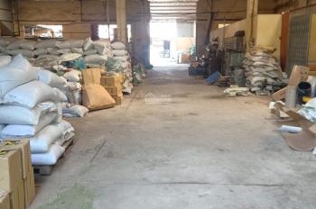 Nhà xưởng trong KCN Thanh Hóa DT 3100m2, giá 15 nghìn/m2/th