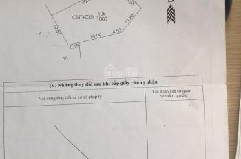 Bán đất 1000m2 thổ cư 500m2 Phúc Tiến, Bình Yên, giá 2.5 tr/m2, tiện phân lô, nhà vườn. LH 0987 537
