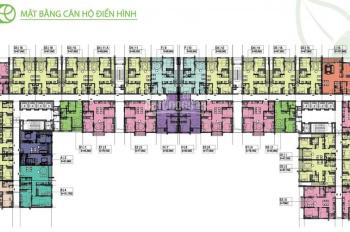 Bán gấp căn hộ 1814 E1 chung cư Ecohome Phúc Lợi, 1.220tỷ (bao phí). 0968962999