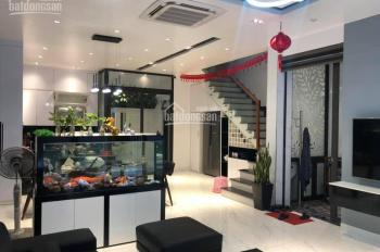 Bán nhà 4.5 tầng, trung tâm phố Nguyễn Đức Cảnh, - Lê Chân - HP, giá: 6.8 tỷ