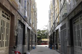 Nhà phố 3 tầng, hẻm xe hơi, DT 4x13m, ngay ngã tư Võ Văn Kiệt, An Dương Vương, chỉ 4,1 tỷ