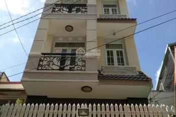 Bán nhà đường 5m Lê Văn Sỹ - Trần Quang Diệu, Q3. 4.2x16m nở 4.4m 4 tầng 12.5 tỷ TL 0934078586