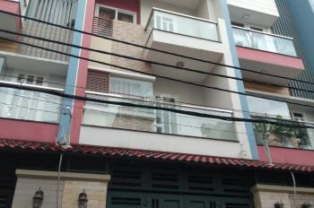 Bán nhà 201/ Mã Lò, DT 4*14m, 3 lầu, 4 phòng ngủ, hẻm nhựa 8m, SHR