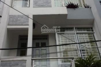 Bán nhà góc 2 mặt tiền nội bộ Cộng Hòa quận Tân Bình. DT: 6x10m, 3 lầu, nhà mới