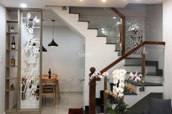 Chính chủ gửi bán nhà đẹp 1 trệt 1 lầu, đường 22, P. Phước Long B, Quận 9, ngay CĐ Công Thương