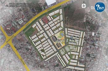 Bán nhà phố thương mại đường DN10 - khu kinh doanh sầm uất nhất KDC An Sương 65ha