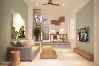 Bán nhà 2 lầu phường Hóa An, kế bên công ty Pouchen, giá 2.3 tỷ nhà mới xây đẹp, khu vực trung tâm