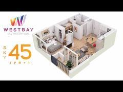 Cho thuê căn hộ chung cư Westbay - Ecopark giá chỉ từ 4 tr/th. Liên hệ: 0963522001