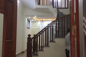Bán nhà ngõ 298, Ngọc Hồi, gần trung tâm thương mại Thanh Trì 40m2 x 5 tầng, giá 2 tỷ 300tr
