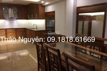 Cần bán căn hộ chung cư Diamond Flower Hoàng Đạo Thúy DT 120m2 hoàn thiện cao cấp 09.1818.6169