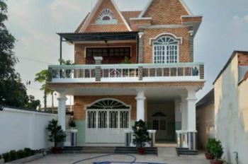 Cần bán biệt thự và dãy phòng trọ xã Phước Vĩnh An - Củ Chi