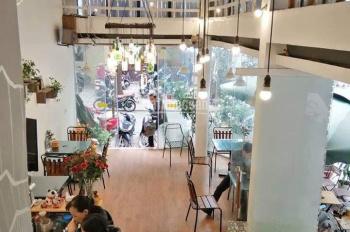 Cho thuê nhà mặt phố Nguyễn Phong Sắc, quận Cầu Giấy, diện tích 50m2 * 6T, 45tr/th