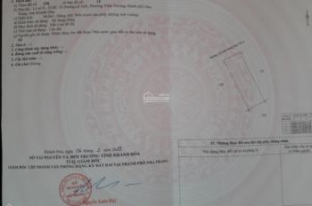 Cần bán nhanh lô đất MT khu TĐC Vĩnh Trường đối diện chợ Vĩnh trường