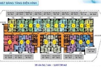 Bán cắt lỗ căn hộ số 16 chung cư Starcity, 93m2, giá chỉ 2,9 tỷ, liên hệ ngay: 0971.288.166