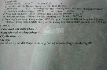 Bán đất tại Tân Hưng, giá ưu đãi chi tiết liên hệ Mr Sáng 035.955.3892