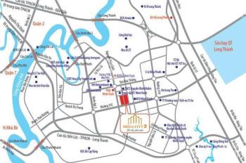 Mega City 2, khu đô thị mặt đường đường 25C, Phú Hội, Nhơn Trạch, chỉ từ 7tr/m2. LH 0938434950
