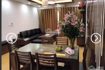 Bán căn hộ Goldsilk Complex, Vạn Phúc, Hà Đông, dt 99m2, 3PN, full nội thất, giá 2 tỷ 750tr bao tên