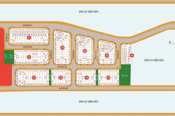 Mở bán đất nền khu đô thị Cát Linh MT QL 51 Long Thành Đồng Nai, sổ riêng, giá 12tr/m2. 0796964852