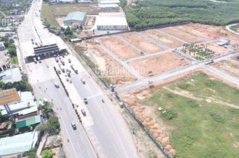 Đất nền dự án KĐT Cát Linh, MT QL 51 Long Thành, Đồng Nai, SHR, TC 100%, giá 10 tr/m2. 0796964852