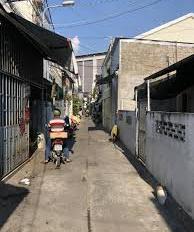 Bán nền hẻm 14 đường Bà Huyện Thanh Quan gần Vincom Hùng Vương, p. Thới Bình, Cần Thơ