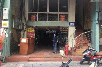 Cho thuê nhà mặt phố Phan Chu Trinh 343m2, MT 6.3m, nhà hàng hải sản vừa hết HĐ, 0976.075.019