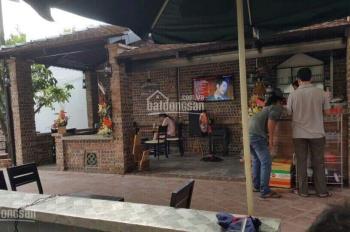 Cần bán quán cafe đang kinh doanh DT 10x15m, gần công chứng Nhà Rồng, giá 7.85 tỷ