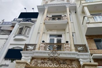 Bán nhà phố cao cấp tại đường Quang Trung 5,2 (nở hậu 6,2m) x 13m đúc 4 tấm, giá 5,6 tỷ