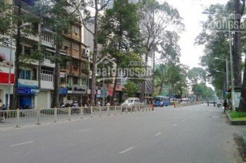 Bán nhà 9 lầu MT Nguyễn Chí Thanh, Lý Thường Kiệt, Q. 11, DT: 8x20m. Giá 80 tỷ TL